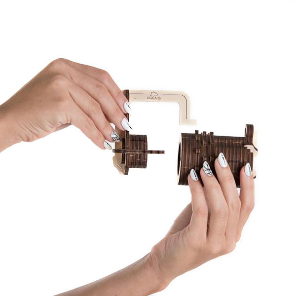 Mechanical DIY Combination Lock