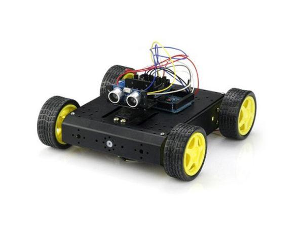 SainSmart 4WD Robot Car 4
