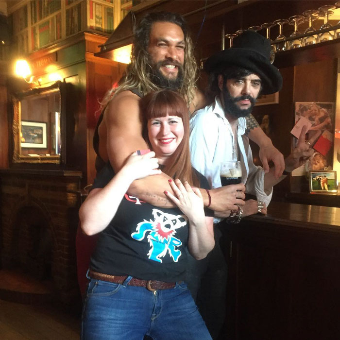 The Way Jason Momoa Is Trolling Guys When Couples Ask A