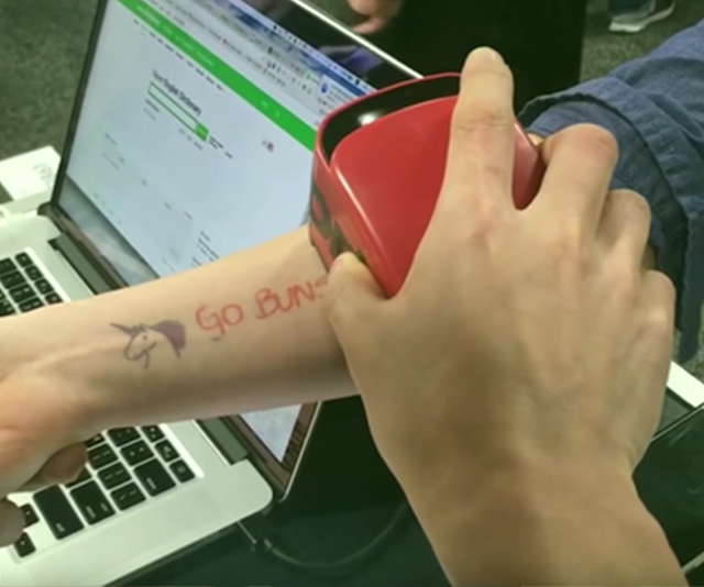 Temporary tattoo printer buzzfeed for How to make temporary tattoos with printer