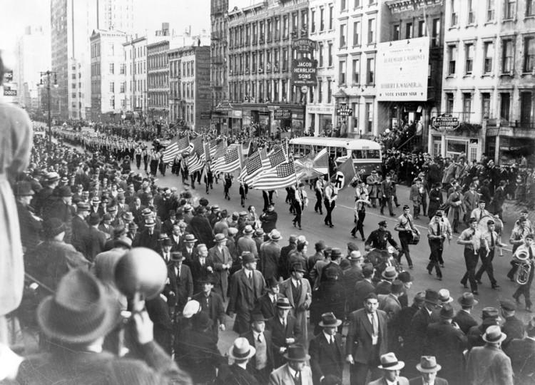 Bund Parade