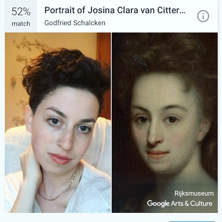 Google Arts And Culture >> A Fun Google Arts And Culture App Feature That Tries To Match