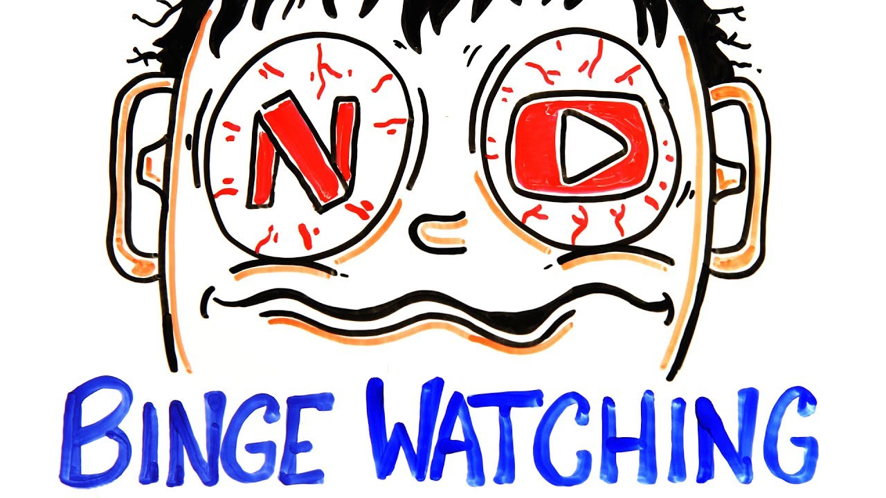 How Binge Watching Can Negatively Affect a Person's Health ...