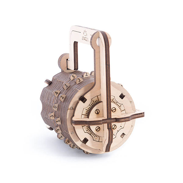 Mechanical DIY Combination Lock