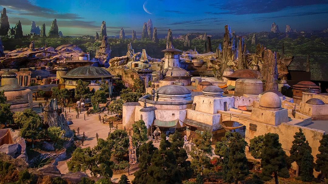 Star Wars Themed Land
