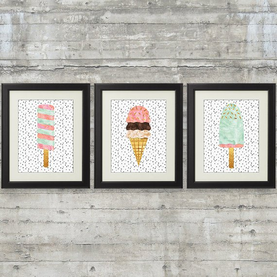 tk ways to subtly decorate your life with ice cream 29 13 Ways To Subtly Decorate Your Life With Ice Cream