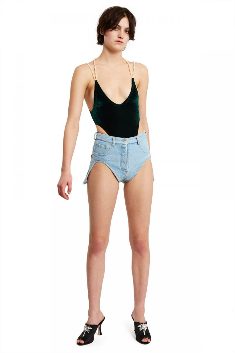Y Project Detachable Shorts